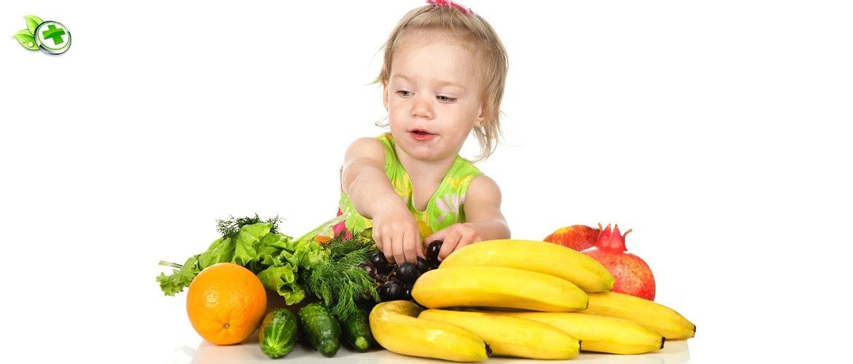 Диета для ребенка после отравления