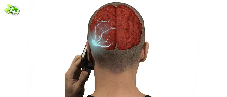 Облучение от телефона