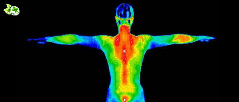 Тепловое излучение человека