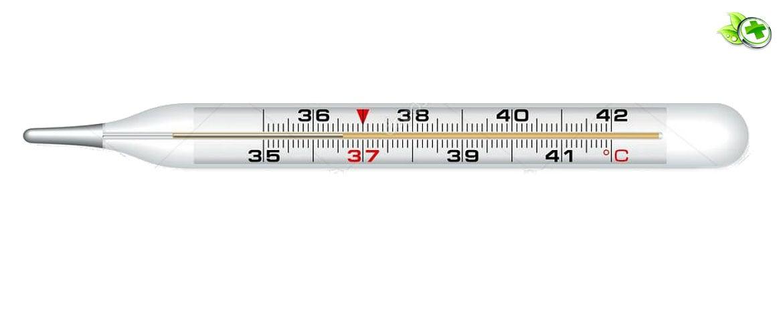 Разбился ртутный градусник