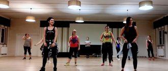 Танцы и похудение