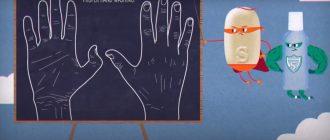 Дезинфекция рук. Как выбирать мыло